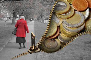 Pensioenkorting