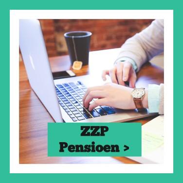 Button ZZP pensioen