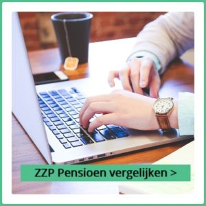 Button ZZP pensioen vergelijken